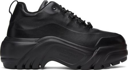Valentino Black Valentino Garavani Chunky Platform Sneakers