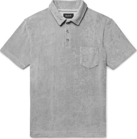 Howlin' Mr Fantasy Cotton-Blend Terry Polo Shirt