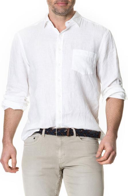 Rodd & Gunn Men's Hamlet Linen Sport Shirt