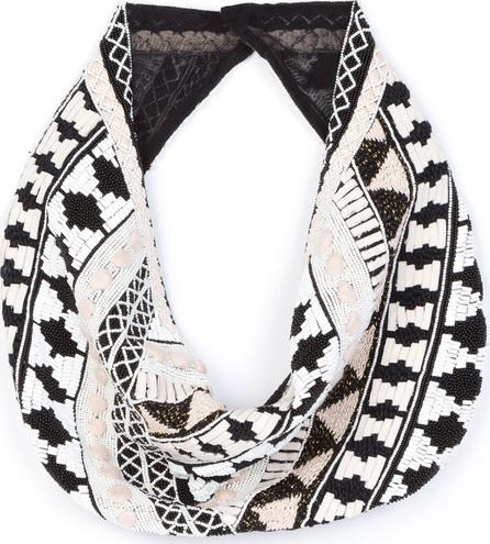 Mignonne Gavigan New York Nonna Cotton-Silk Blend Scarf Necklace