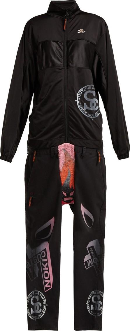 Noki Customised street-couture jumpsuit
