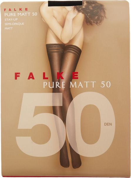 Falke Pure Matt 50 denier hold ups