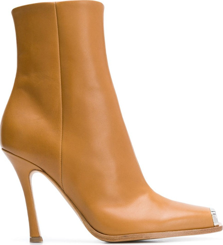 Calvin Klein 205W39NYC Square toe cap ankle boots