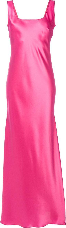Alberta Ferretti a-line long gown
