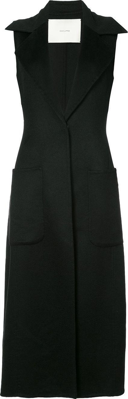 Adam Lippes sleeveless coat
