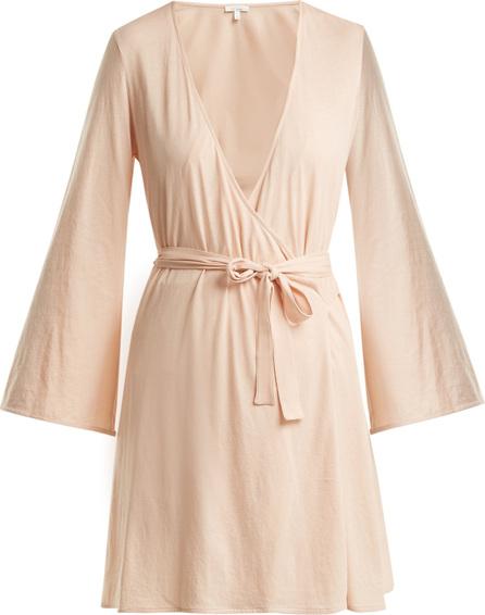 SKIN Karin pima cotton robe