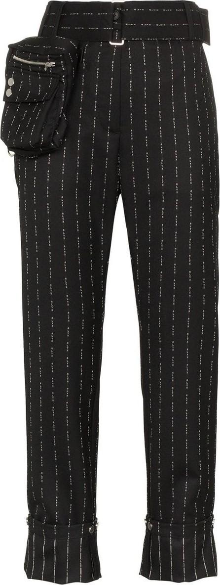 Alyx Eliza pinstripe wool trousers
