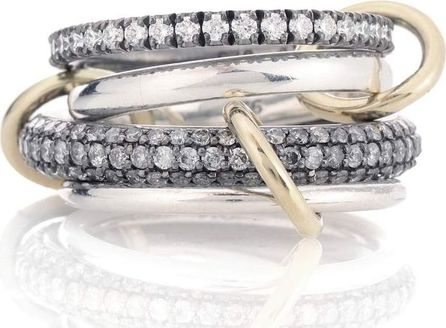 Spinelli Kilcollin Vega SG 18kt gold diamond ring