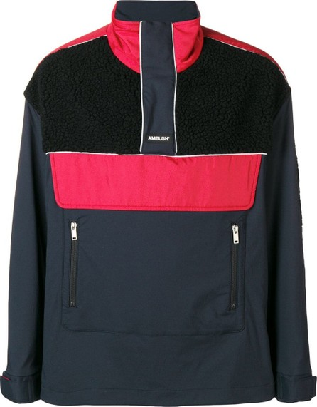 Ambush High neck contrast jacket