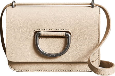 Burberry London England The Mini Leather D-Ring Bag