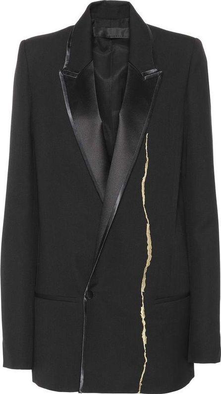 Haider Ackermann Embroidered wool jacket