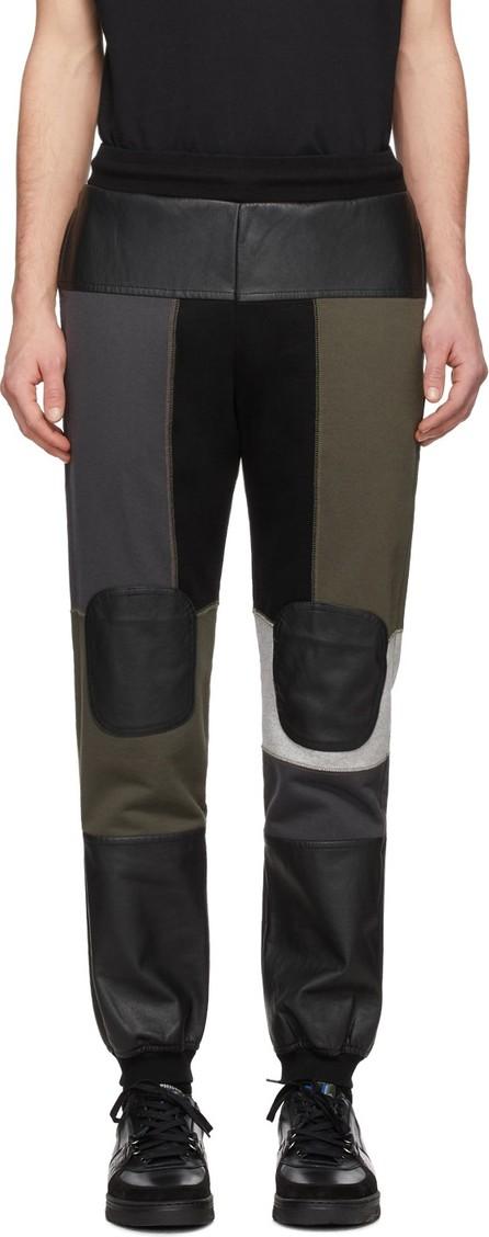 GR-Uniforma Khaki Patchwork Lounge Pants