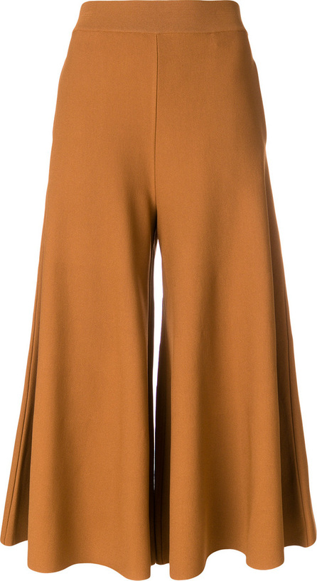 Stella McCartney Flared cropped trousers