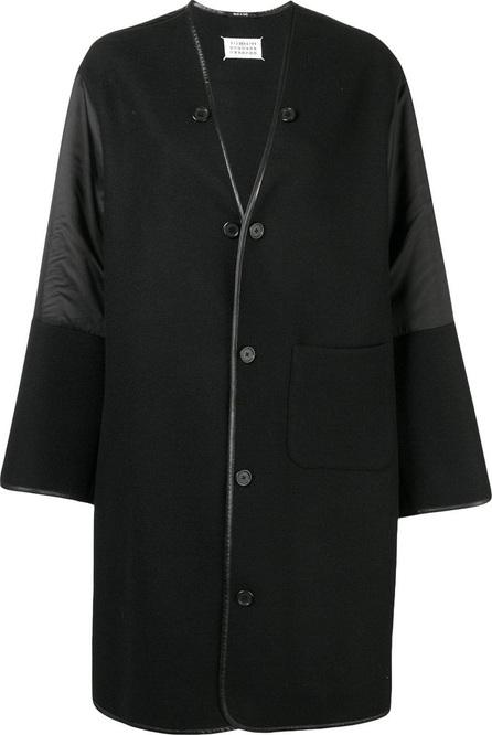 Maison Margiela Oversized button coat
