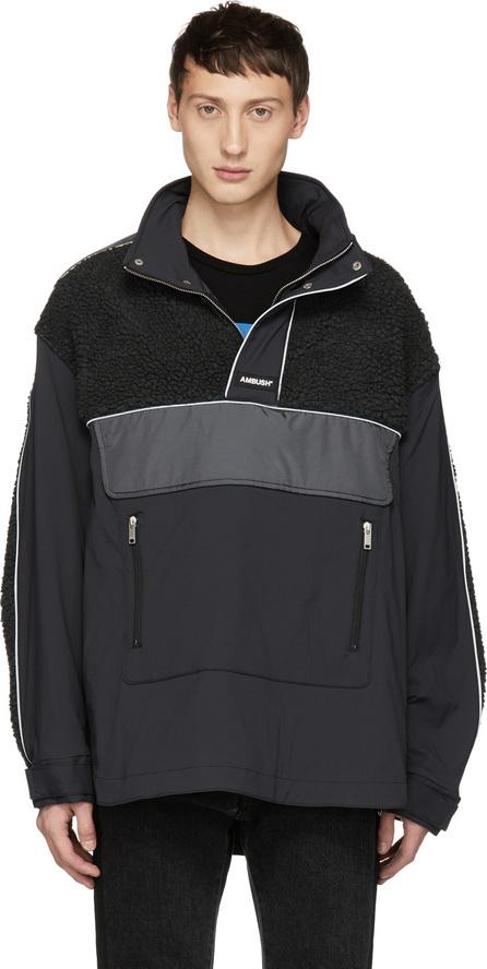 Ambush Grey Pullover Jacket