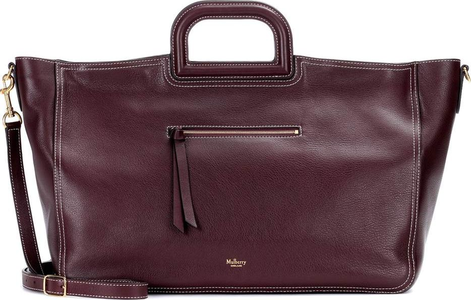 Mulberry - Brimley leather tote