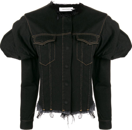 Marques'Almeida Puff sleeves denim jacket