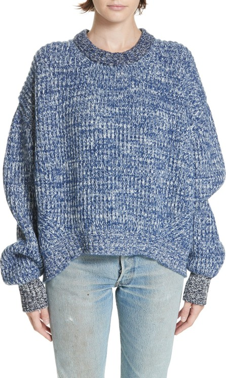 &Daughter Mavie Chunky Wool & Cashmere Sweater