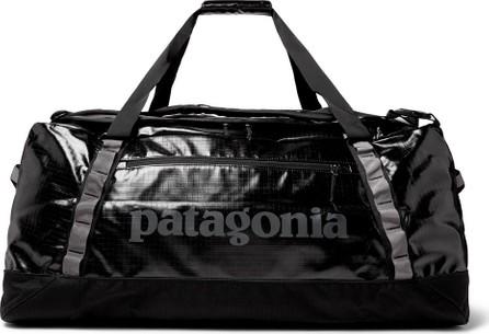 Patagonia Black Hole 90L Logo-Print Ripstop Duffle Bag