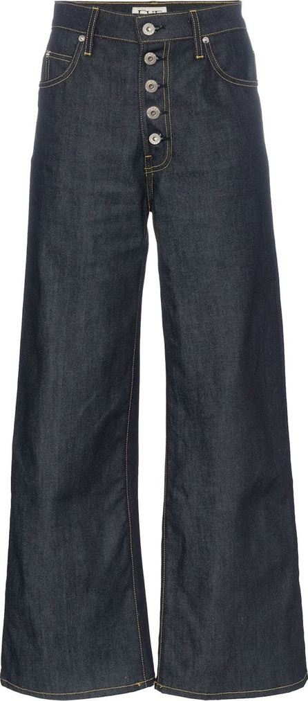 EVE DENIM Charlotte High-Waist Wide Leg Jeans