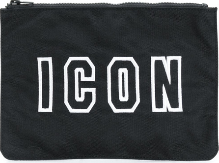 DSQUARED2 Icon logo wash bag