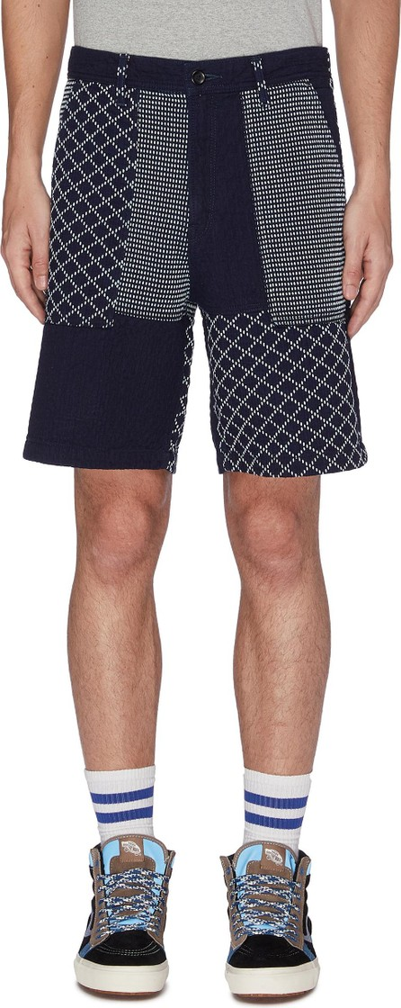 FDMTL Patchwork shorts