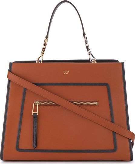Fendi large Runaway box bag