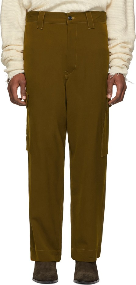 Enfants Riches Deprimes Brown '98 Bully Cargo Trousers