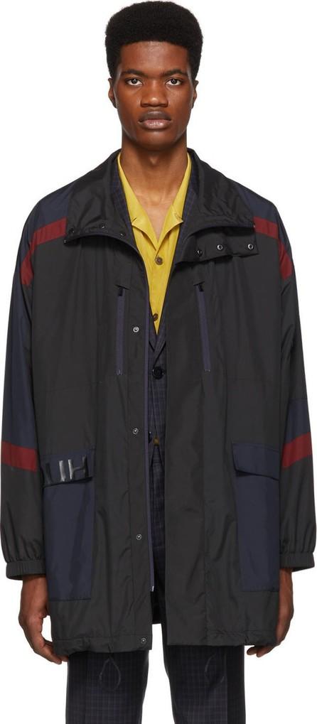 HUGO Black Benedick Coat