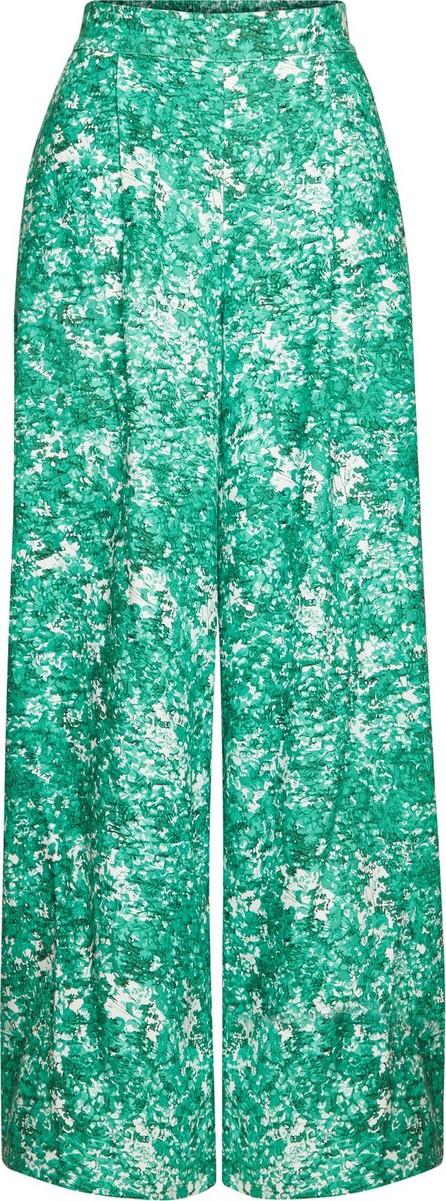 Steffen Schraut Hawaiian Summer Printed Straight Leg Pants