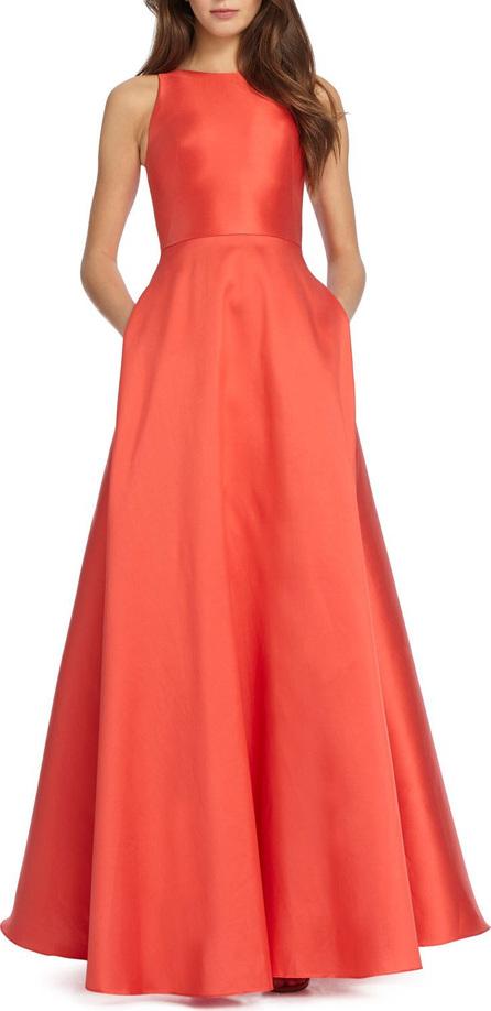 ML Monique Lhuillier Sleeveless Ball Gown