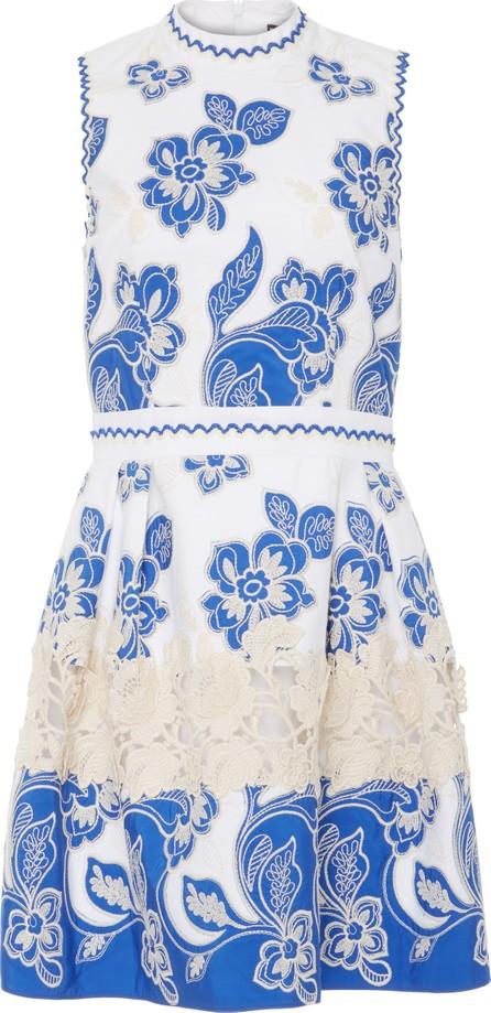 Alexis Farah Sleeveless Mini Dress
