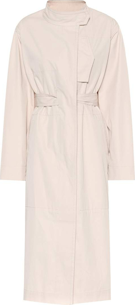 Isabel Marant Jaci cotton trench coat
