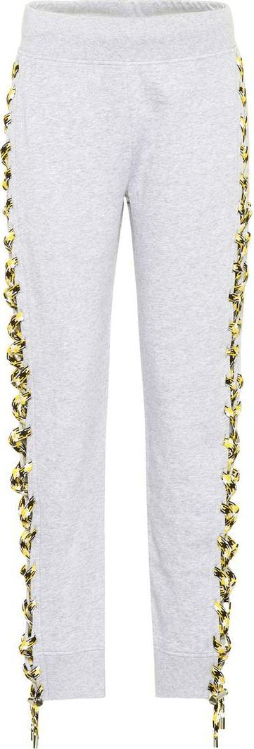 Acne Studios Diana cotton trackpants