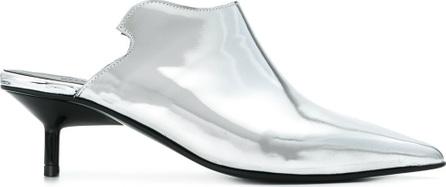 Marques'Almeida Pointed toe mules