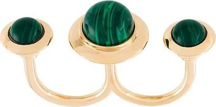 Eshvi 'Astro' double ring