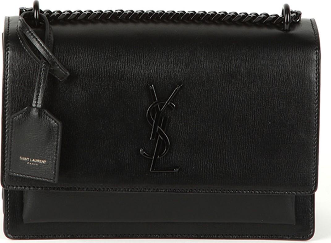 1de04dcbbec Saint Laurent Sunset Large Monogram YSL Crossbody Bag - Mkt
