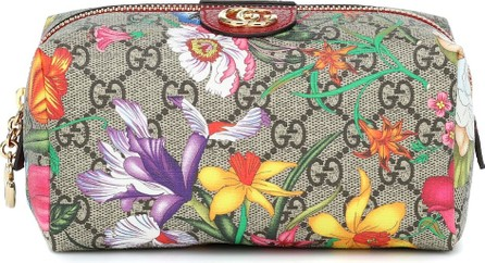 Gucci Ophidia GG Flora cosmetics case