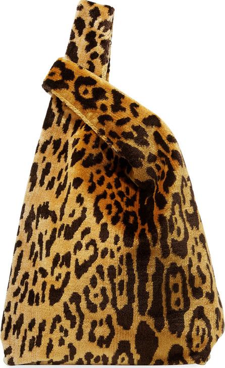 Hayward Venetian Leopard Brocade Shopper Tote Bag