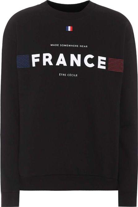 Etre Cecile France cotton sweatshirt