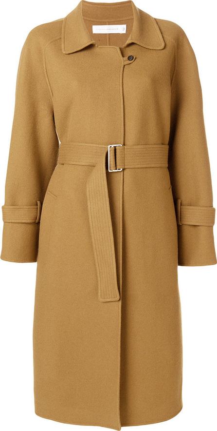 Victoria Beckham Belted midi coat