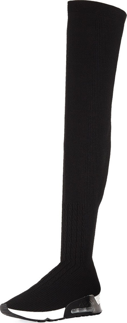 ASH Lola Over-The-Knee Sock Sneakers