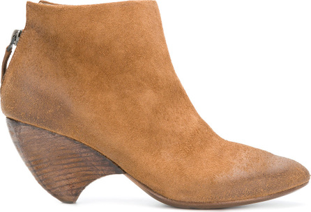 Marsell Curved heel ankle boots