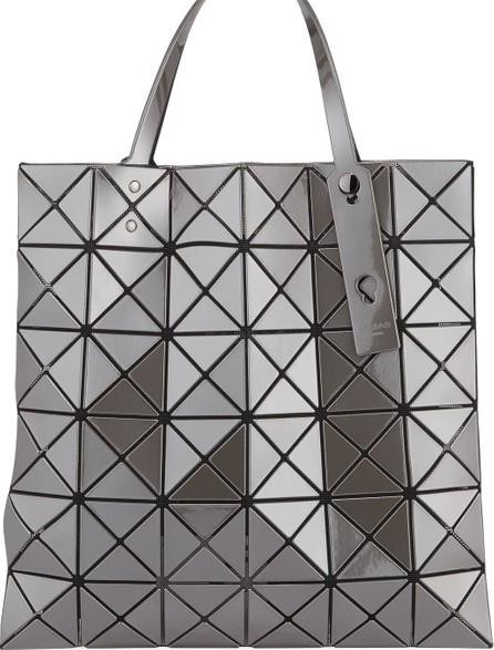 Bao Bao Issey Miyake Platinum Glossy Tote Bag