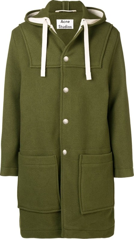 Acne Studios Loose fitting duffle coat