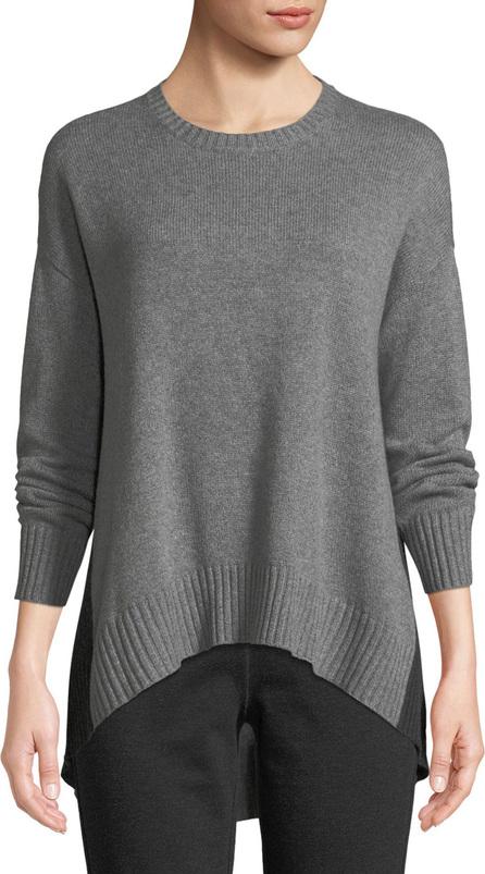 Eileen Fisher Lofty Cashmere Oversized Sweater, Plus Size