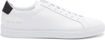 Common Projects Archilles nubuck sneakers