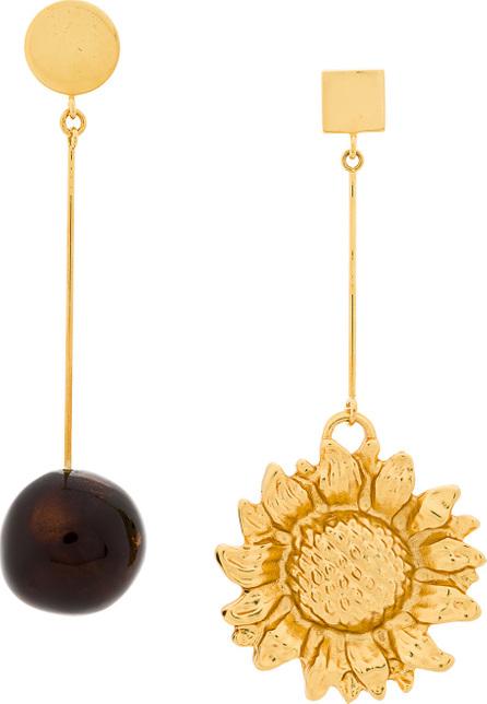 Jacquemus Le Tournesol earrings