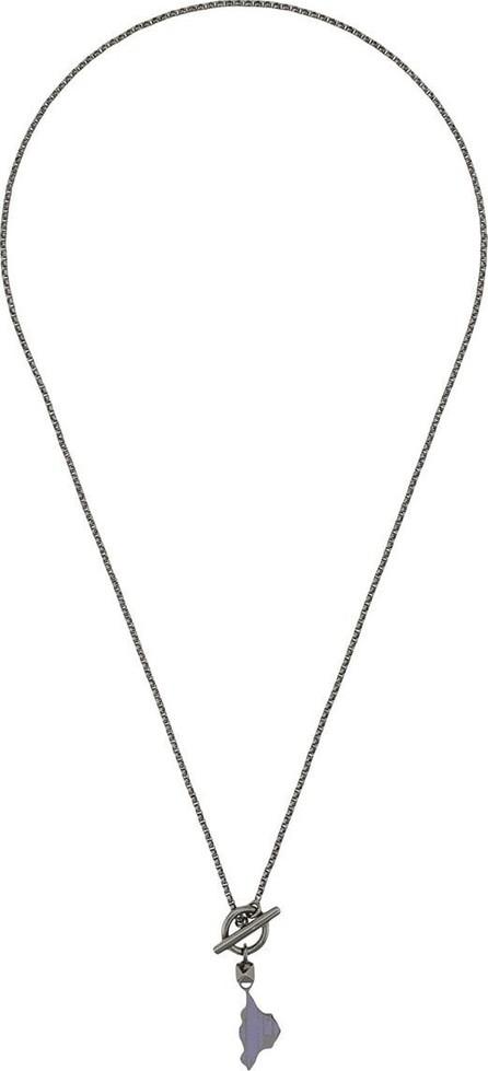 Valentino Valentino Garavani Rockstud chain pendant necklace