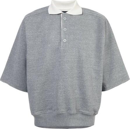 Fear of God contrast collar polo shirt